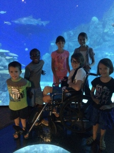 Downtown Aquarium July 2015