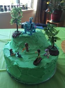 Belle's 11th Birthday Cake