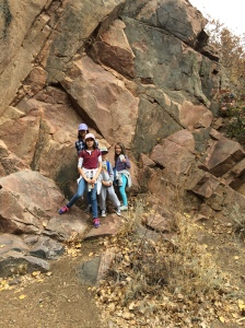 Deer Creek Canyon Park Oct 2016